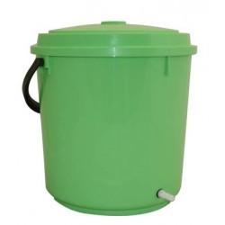 Seau 15 litres pour abreuvoirs automatiques