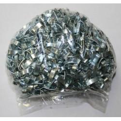 Sachet de 1kg de clips Idéale pour le montage des cages